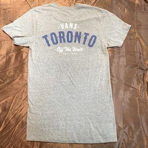 Vans - Off the Wall Toronto T - Men's S